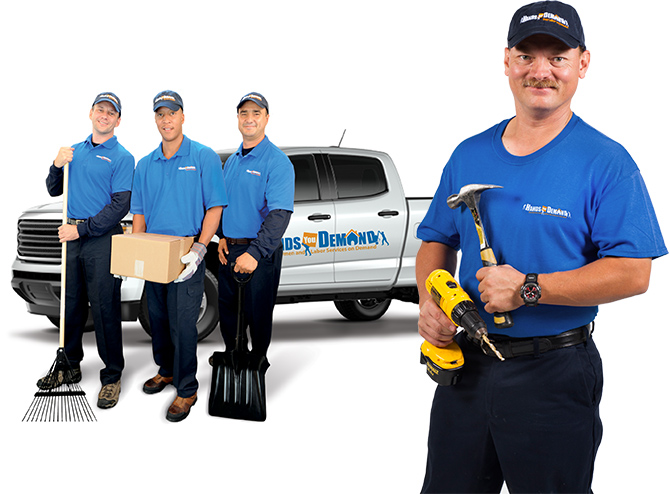 Hands You Demand | Handyman Services Atlanta